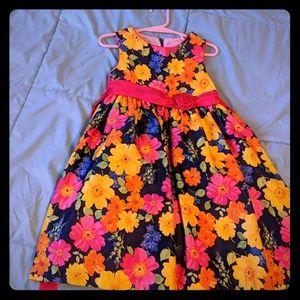American Princess Floral Dress